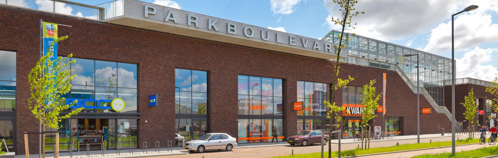 Focus op grootschalig winkelvastgoed