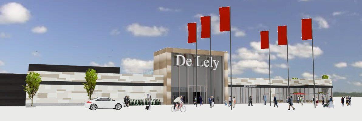 Herontwikkeling                   De Lely Arnhem